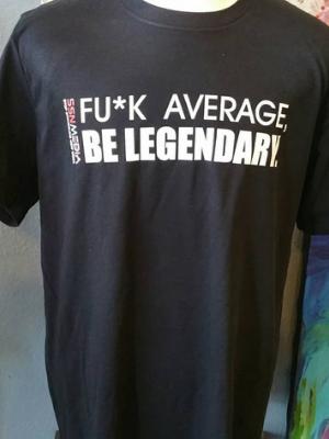 Black Fu*k Ordinary T-Shirt