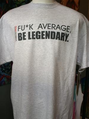 Grey Fu*k Ordinary T-Shirt