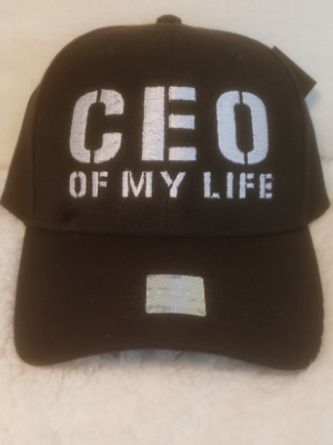 CEO Of My Life - Black Hat