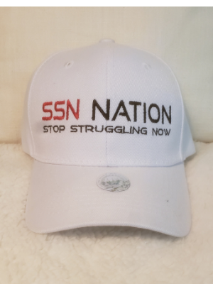 SSN Nation White Hat